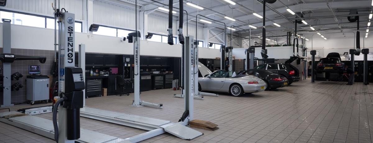 Homepage | Porsche Centre Colchester