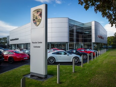 Approved Pre-Owned | Porsche Centre Colchester
